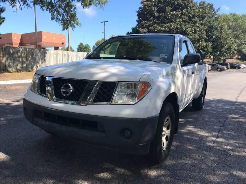 2005 Nissan Frontier for sale at Coastal Automotive in Virginia Beach VA