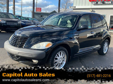 2001 Chrysler PT Cruiser for sale at Capitol Auto Sales in Lansing MI