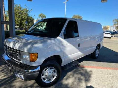 2006 Ford E-Series Cargo for sale at Hi5 Auto in Fremont CA