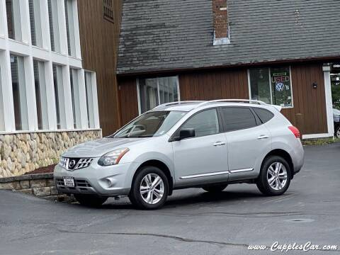 2015 Nissan Rogue Select for sale at Cupples Car Company in Belmont NH