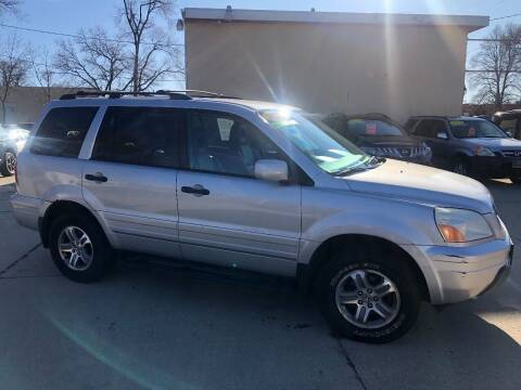 2004 Honda Pilot for sale at Zacatecas Motors Corp in Des Moines IA