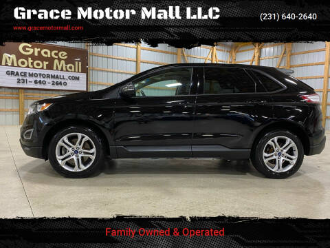 2018 Ford Edge for sale at Grace Motor Mall LLC in Traverse City MI