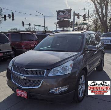 2009 Chevrolet Traverse for sale at Corridor Motors in Cedar Rapids IA