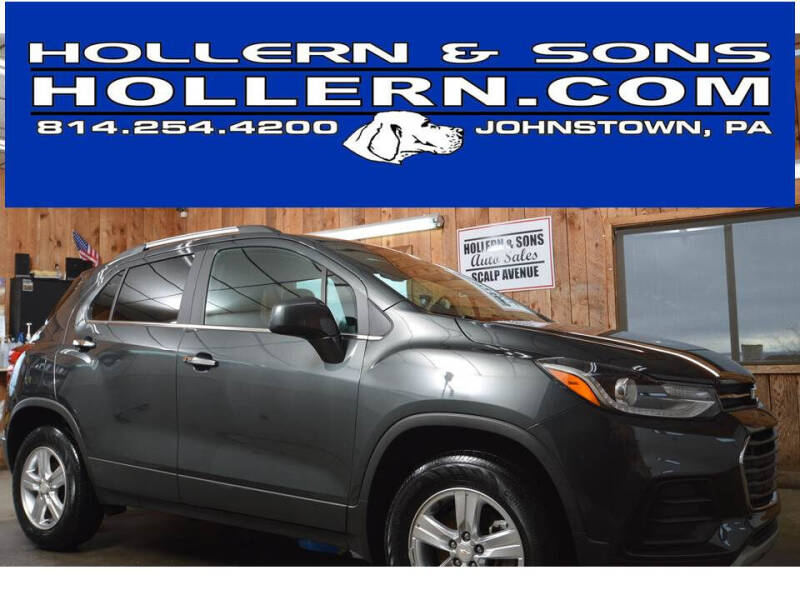 2018 Chevrolet Trax for sale at Hollern & Sons Auto Sales in Johnstown PA