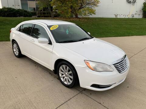 2012 Chrysler 200 for sale at Best Buy Auto Mart in Lexington KY