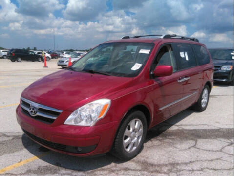 2007 Hyundai Entourage for sale at HW Used Car Sales LTD in Chicago IL