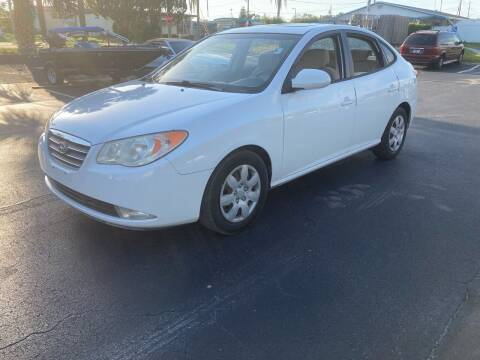 2008 Hyundai Elantra for sale at Low Price Auto Sales LLC in Palm Harbor FL