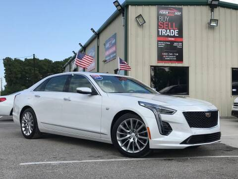 2019 Cadillac CT6 for sale at Premium Auto Group in Humble TX