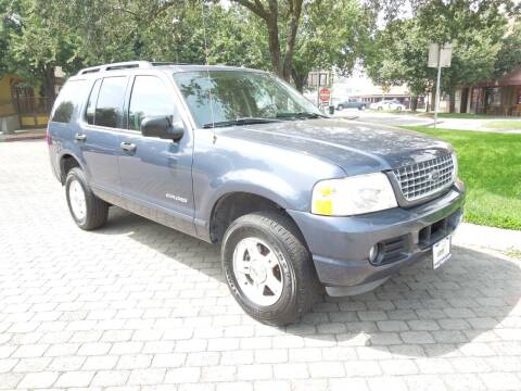 2004 Ford Explorer for sale at Family Truck and Auto.com in Oakdale CA