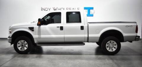 2008 Ford F-350 Super Duty for sale at Indy Wholesale Direct in Carmel IN