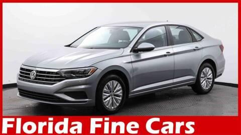 2020 Volkswagen Jetta for sale at Florida Fine Cars - West Palm Beach in West Palm Beach FL
