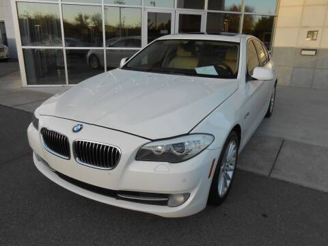 2011 BMW 5 Series for sale at Auto America in Monroe NC