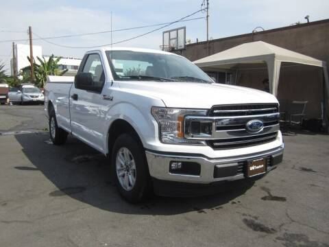 2019 Ford F-150 for sale at Win Motors Inc. in Los Angeles CA