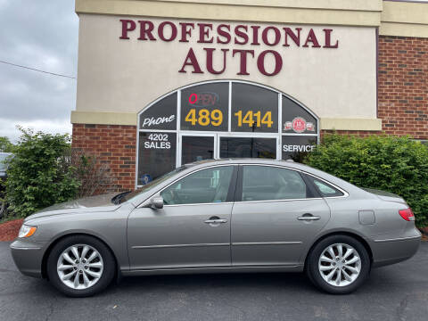 2008 Hyundai Azera for sale at Professional Auto Sales & Service in Fort Wayne IN