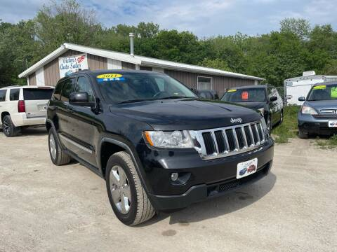 2011 Jeep Grand Cherokee for sale at Victor's Auto Sales Inc. in Indianola IA