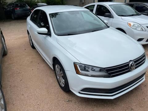 2017 Volkswagen Jetta for sale at S & J Auto Group in San Antonio TX