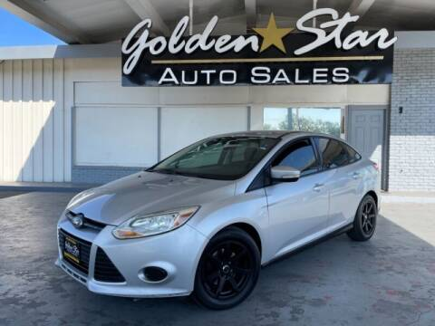 2014 Ford Focus for sale at Golden Star Auto Sales in Sacramento CA