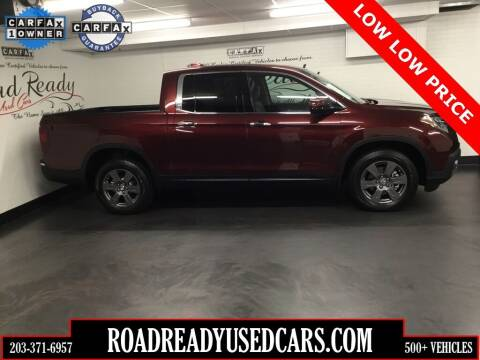 2020 Honda Ridgeline for sale at Road Ready Used Cars in Ansonia CT
