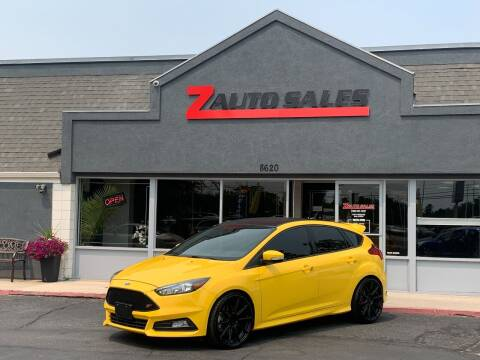 2018 Ford Focus for sale at Z Auto Sales in Boise ID