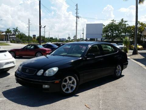 2002 Lexus GS 300 for sale at Auto Quest USA INC in Fort Myers Beach FL