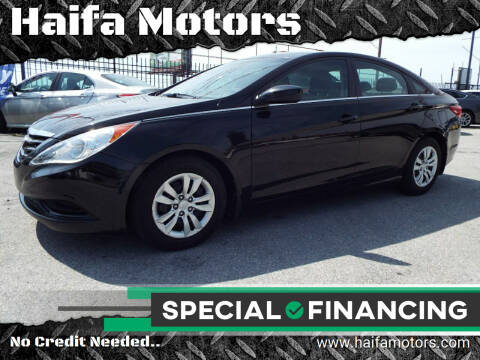 2011 Hyundai Sonata for sale at Haifa Motors in Philadelphia PA