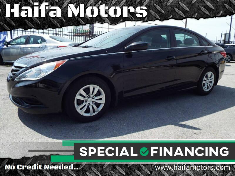 2011 Hyundai Sonata for sale at Haifa Motors in Philadelphia PA