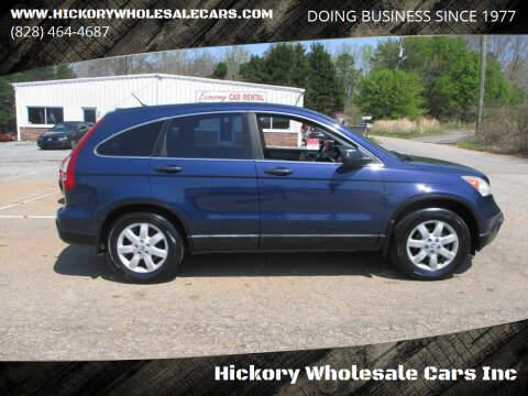 2008 Honda CR-V for sale at Hickory Wholesale Cars Inc in Newton NC