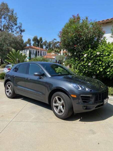2018 Porsche Macan for sale at Auto Facil Club in Orange CA