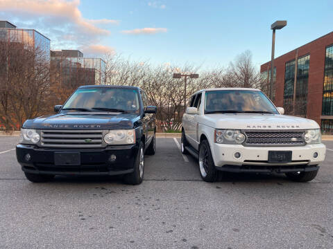 2008 Land Rover Range Rover for sale at Auto Wholesalers Of Rockville in Rockville MD