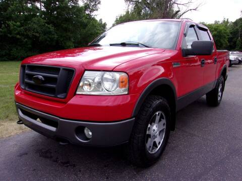 2006 Ford F-150 for sale at American Auto Sales in Forest Lake MN