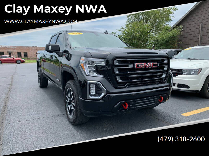 2019 GMC Sierra 1500 for sale at Clay Maxey NWA in Springdale AR