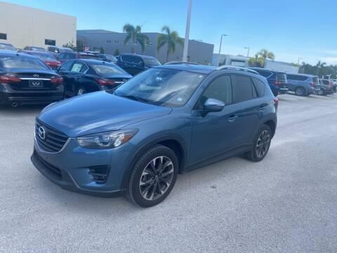 2016 Mazda CX-5 for sale at Infiniti Stuart in Stuart FL