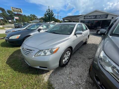 2008 Toyota Camry for sale at L & H Used Cars of Wilmington in Wilmington NC