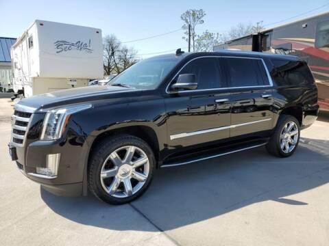 2020 Cadillac Escalade ESV for sale at Kell Auto Sales, Inc - Grace Street in Wichita Falls TX