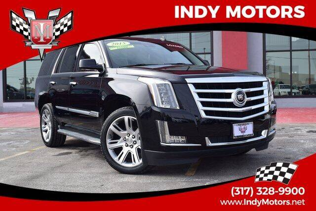 2015 Cadillac Escalade for sale at Indy Motors Inc in Indianapolis IN