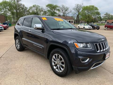 2014 Jeep Grand Cherokee for sale at Victory Motors in Waterloo IA