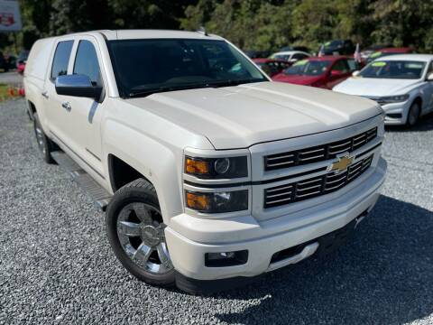 2015 Chevrolet Silverado 1500 for sale at A&M Auto Sales in Edgewood MD