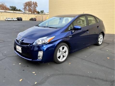 2010 Toyota Prius for sale at TOP QUALITY AUTO in Rancho Cordova CA