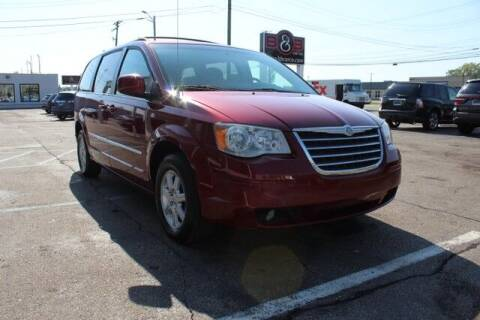 2010 Chrysler Town and Country for sale at B & B Car Co Inc. in Clinton Township MI