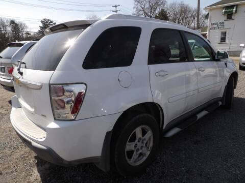 2006 Chevrolet Equinox for sale at English Autos in Grove City PA