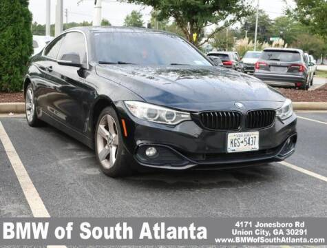 2017 BMW 4 Series for sale at Carol Benner @ BMW of South Atlanta in Union City GA