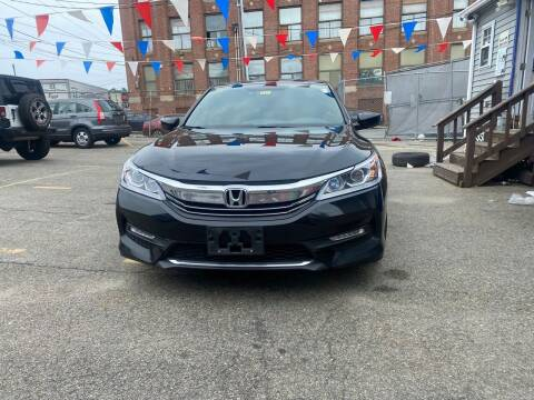 2016 Honda Accord for sale at Metro Auto Sales in Lawrence MA