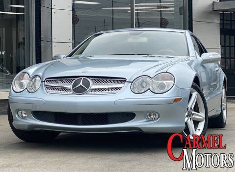 2006 Mercedes-Benz SL-Class for sale at Carmel Motors in Indianapolis IN
