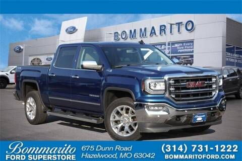 2018 GMC Sierra 1500 for sale at NICK FARACE AT BOMMARITO FORD in Hazelwood MO