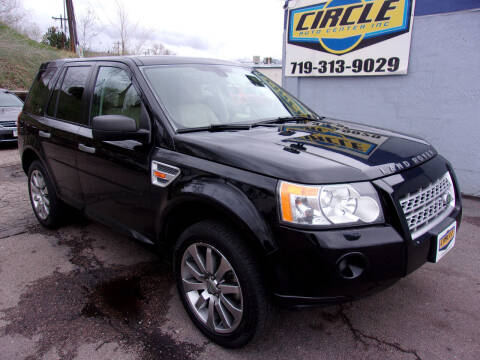 2008 Land Rover LR2 for sale at Circle Auto Center in Colorado Springs CO