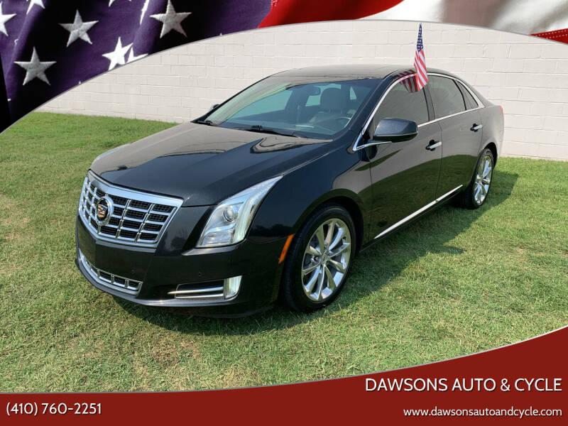 2013 Cadillac XTS for sale at Dawsons Auto & Cycle in Glen Burnie MD