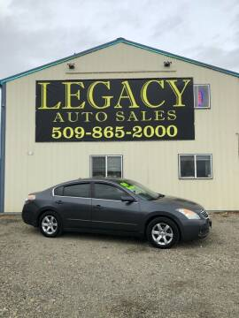 2008 Nissan Altima for sale at Legacy Auto Sales in Toppenish WA