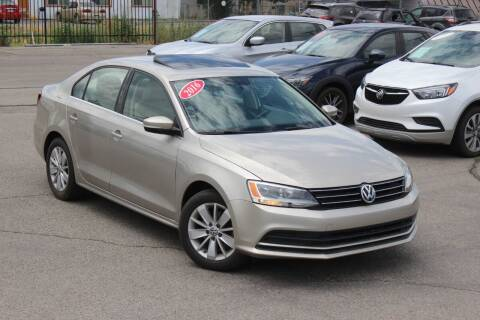 2016 Volkswagen Jetta for sale at Car Bazaar INC in Salt Lake City UT