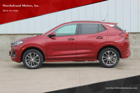 2021 Buick Encore GX for sale at Harchelroad Motors, Inc. in Imperial NE