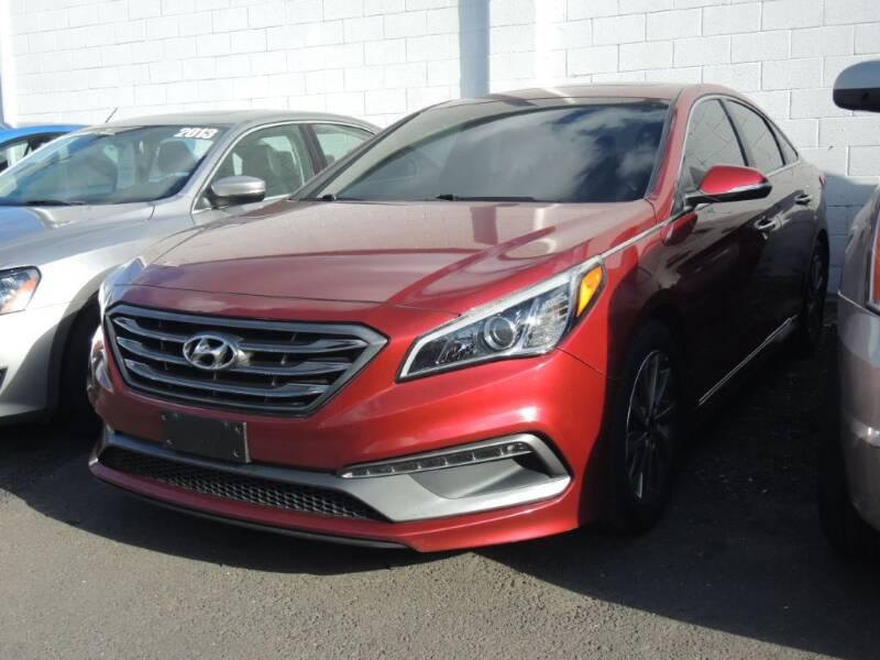 2016 Hyundai Sonata for sale at My Car Auto Sales in Lakewood NJ